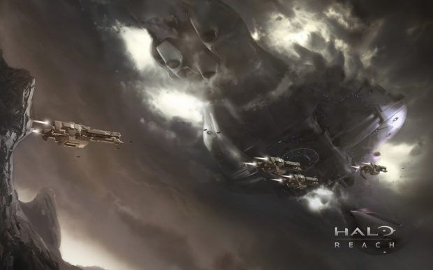 Halo Reach Backgrounds Hd With Images Halo Reach Halo Halo Game