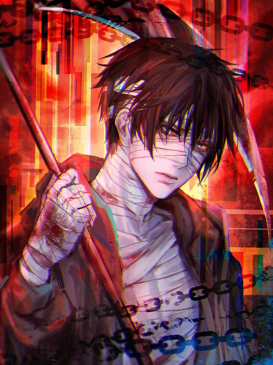 Photo of Isaac Foster  – Satsuriku no Tenshi – Wallpaper #2361180 – Zerochan Anime Image Board
