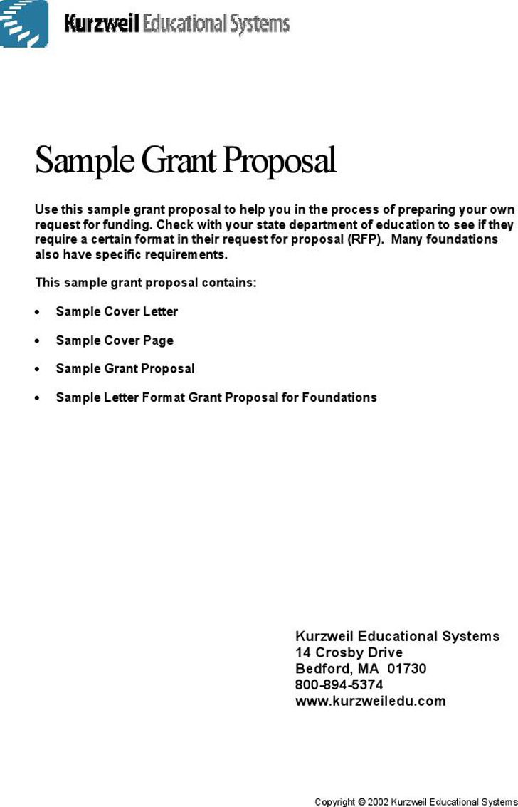 sample proposal letter download free premium templates forms | Home ...