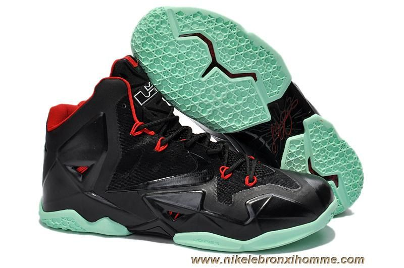 Affordable Fashion Nike Collection Air Max LeBron XI All Black Basketball  Shoes Outlet For Men in 99368
