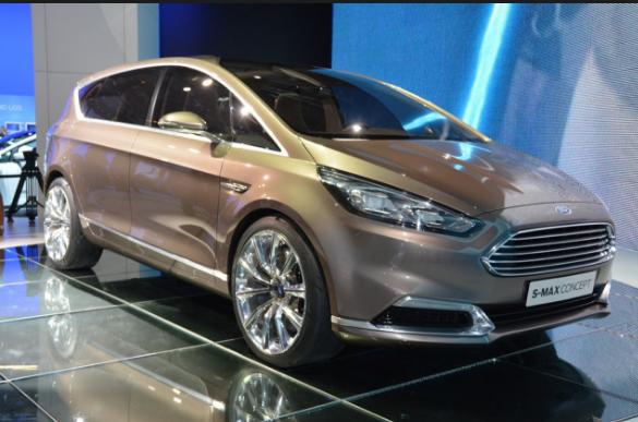 Ford S Max Hybrid 2019 Design