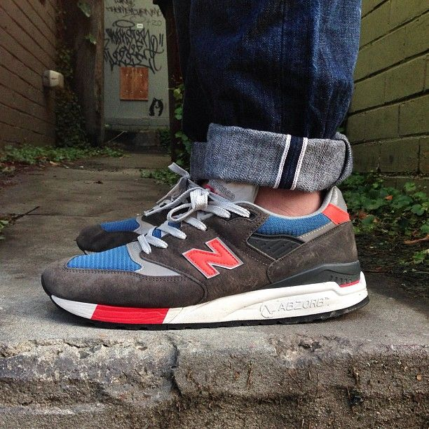 4c38909a48b9e Made in the U.S.A J.Crew New Balance 998 | 欲しいもの | ニューバランス