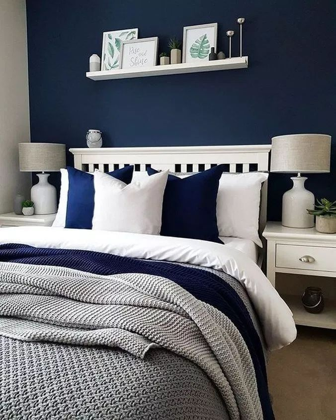 30 Small Yet Amazingly Cozy Master Bedroom Retreats: Awesome Details Bedroom With Amazing Decoration That You