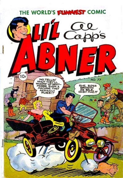 Li'l Abner is a satirical American comic strip that appeared in many newspapers in the United States... - http://www.afnews.info/wordpress/2015/08/13/lil-abner-is-a-satirical-american-comic-strip-that-appeared-in-many-newspapers-in-the-united-states/