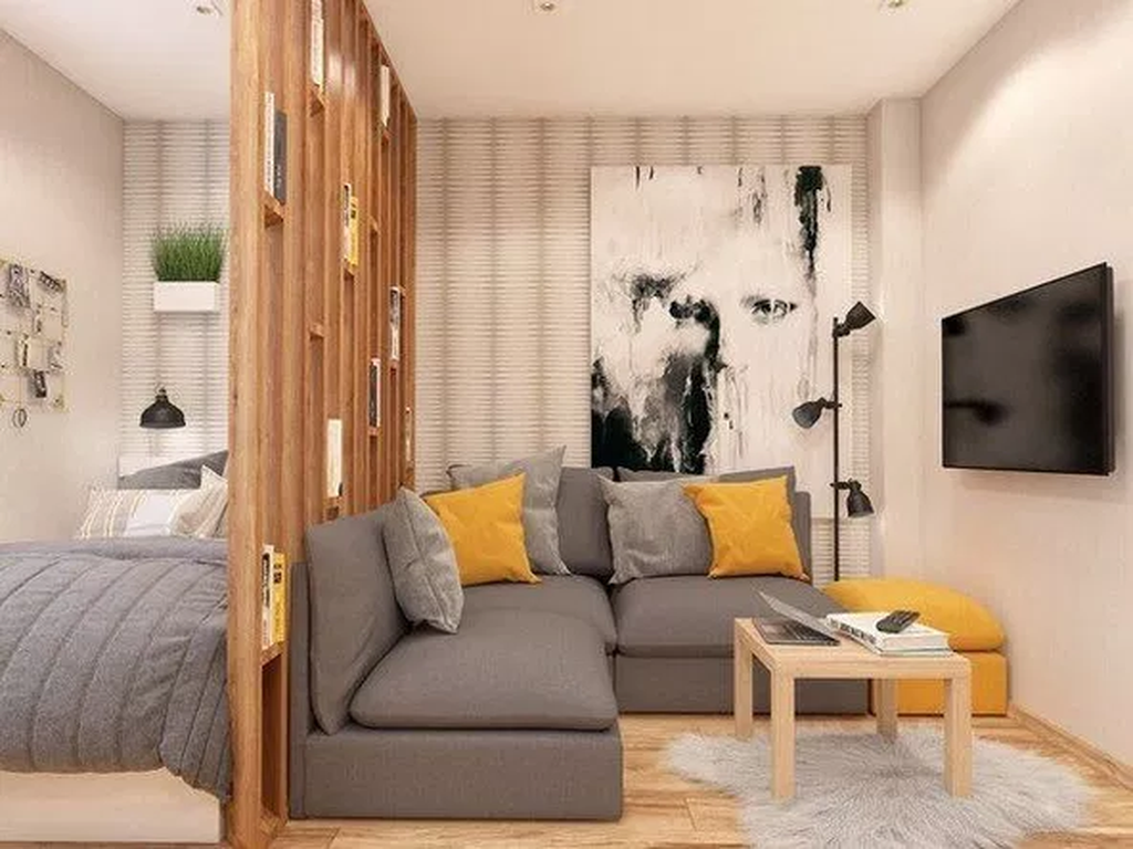 Photo of 31 Awesome Studio Apartment Ideas For Your Inspiration