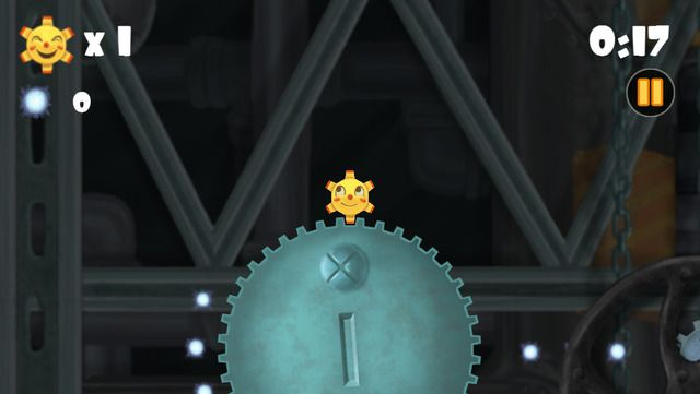Axle: A clockwork of gears provides and interesting array of puzzle challenges
