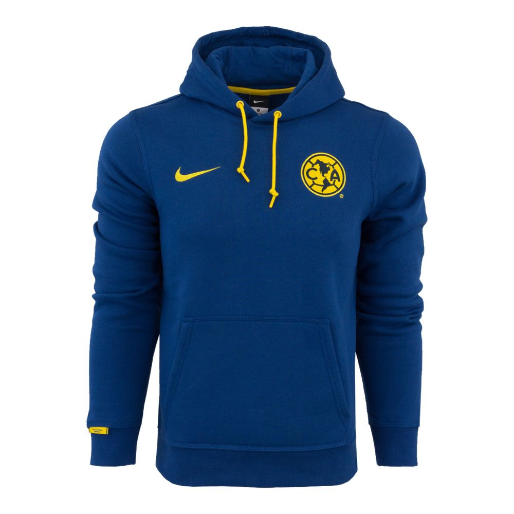Sudadera Nike Core Trainer del Club America - Azul Gym
