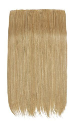 Sarla 24 Womens Long Straight 1pc Clip In Hair Extension Japan