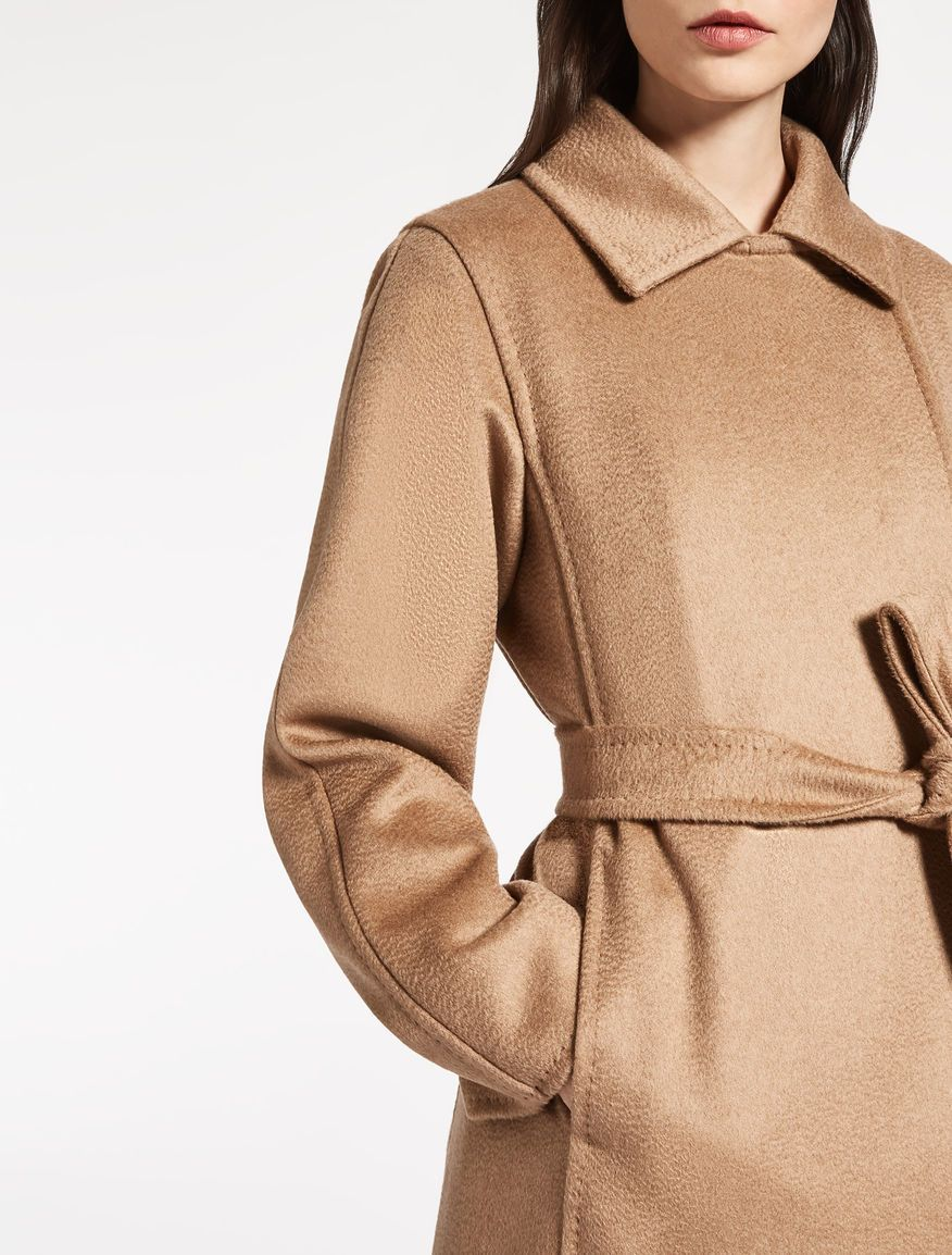 Cappotto cammello Manuela di Max Mara  b54a42b25a98