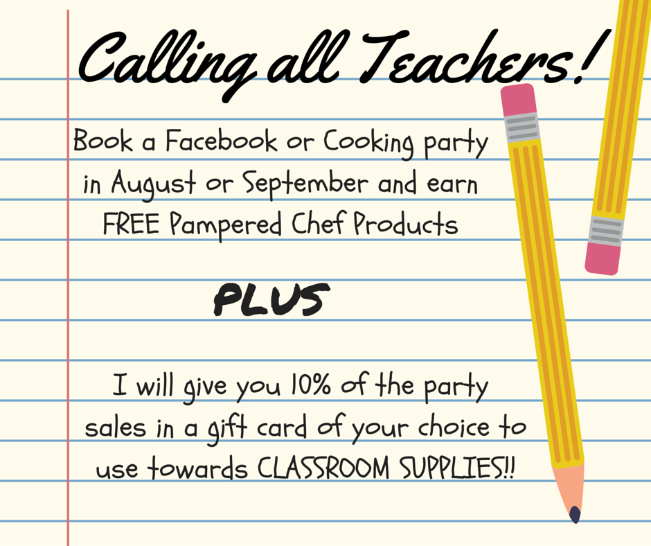For all my teacher friends out there.....  I'm running a special just for you in August and September!  I know you have to spend money out of your own pocket for supplies for your classrooms, so I'll give a gift card to the store of your choice to help you get supplies for your classroom.  If you're not a teacher but know a teacher that could benefit from this special, please share this offer with them.  If you refer a teacher friend to me, I will give you a referral gift too.
