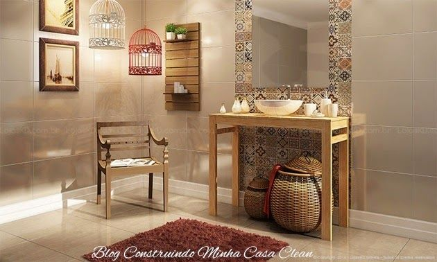 55 Lavabos de Luxo!!! Pequenos e Sofisticados! Lavabos, Lavabo e - lavabos pequeos