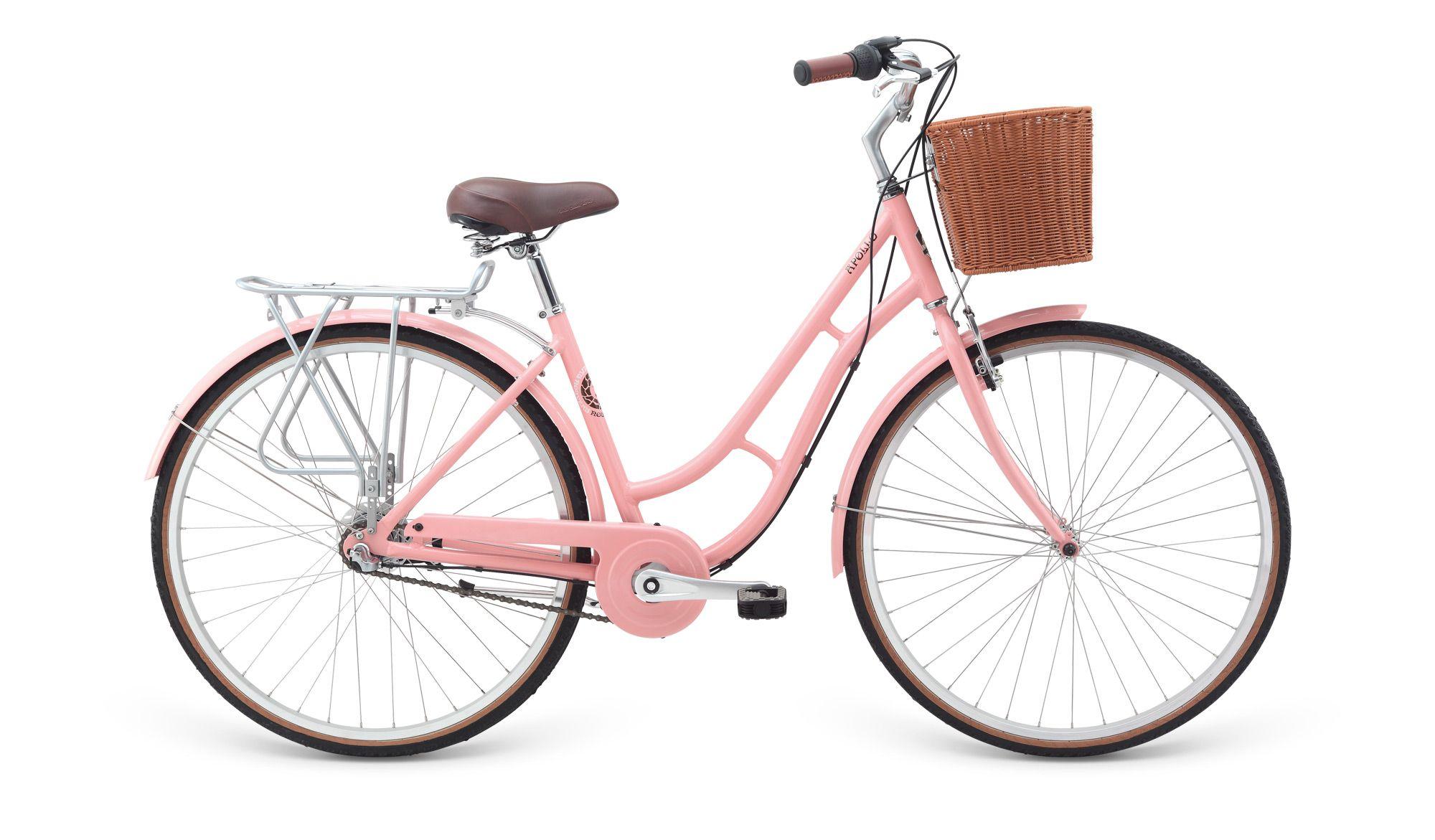 2014 Bicycle Range - NOUVEAU 3 WS PINK - Apollo Bikes
