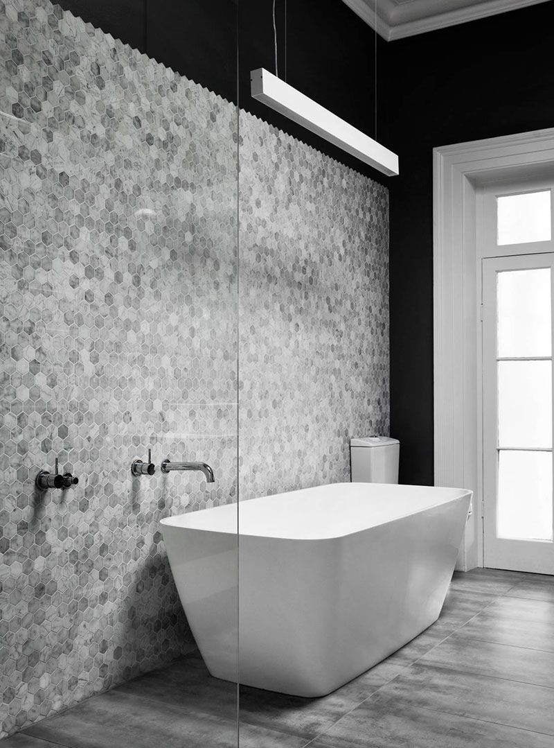 Bathroom Tile Ideas Grey Hexagon Tiles Grey Bathroom Tiles Hexagon Tile Bathroom Tile Bathroom