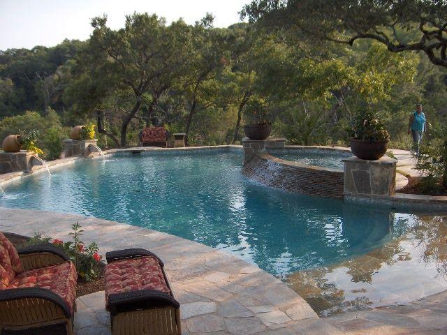 Keith zars pools san antonio custom pools san antonio - Swimming pools in san antonio texas ...