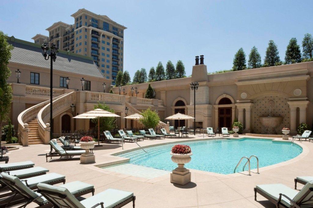 The Very Best Atlanta Luxury Hotels St Regis Is Located