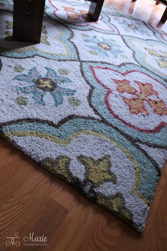 Target Rug, Machine Washable