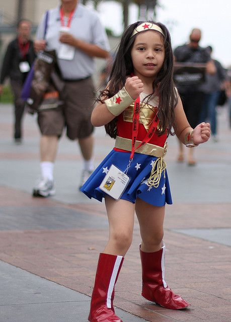 Little Wonder Woman Misc Etc Wonder Woman Cosplay Superhero