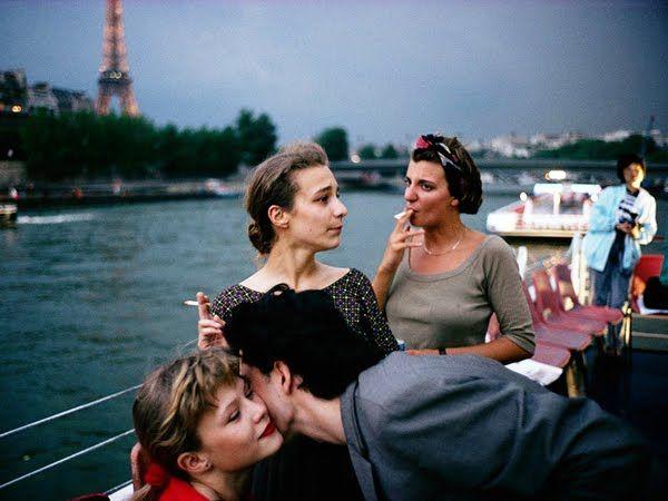 Os adolescentes franceses de David Alan Harvey