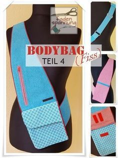 Advents-Sewalong Freebook Bodybag FISS Teil 4