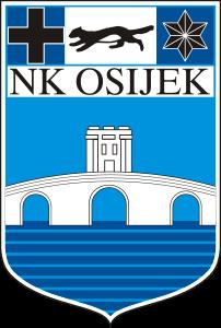 Nk Osijek Croatia Prvahnl Osijek Football Team Logos Football Soccer