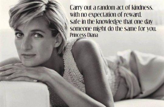 Remembering Princess Diana Seventeen Years Later.
