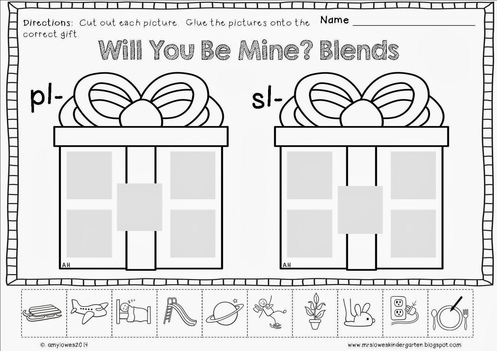 No Prep Valentine S Day Math And Literacy Printables