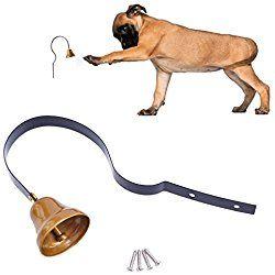 Emdmak Dog Bell Potty Training Bell Doorbell For Housebreaking