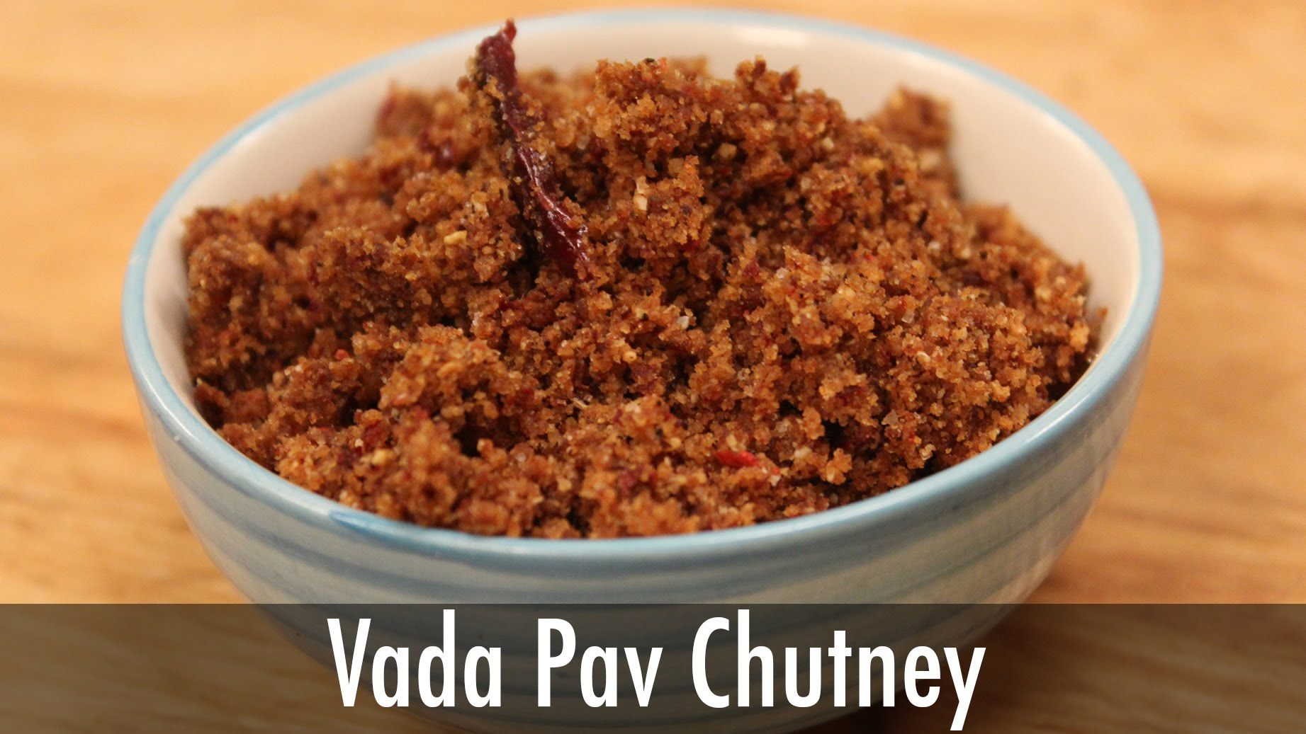Vada pav chutney sanjeev kapoor khazana sanjeev kapoor recipes vada pav chutney sanjeev kapoor khazana forumfinder Gallery