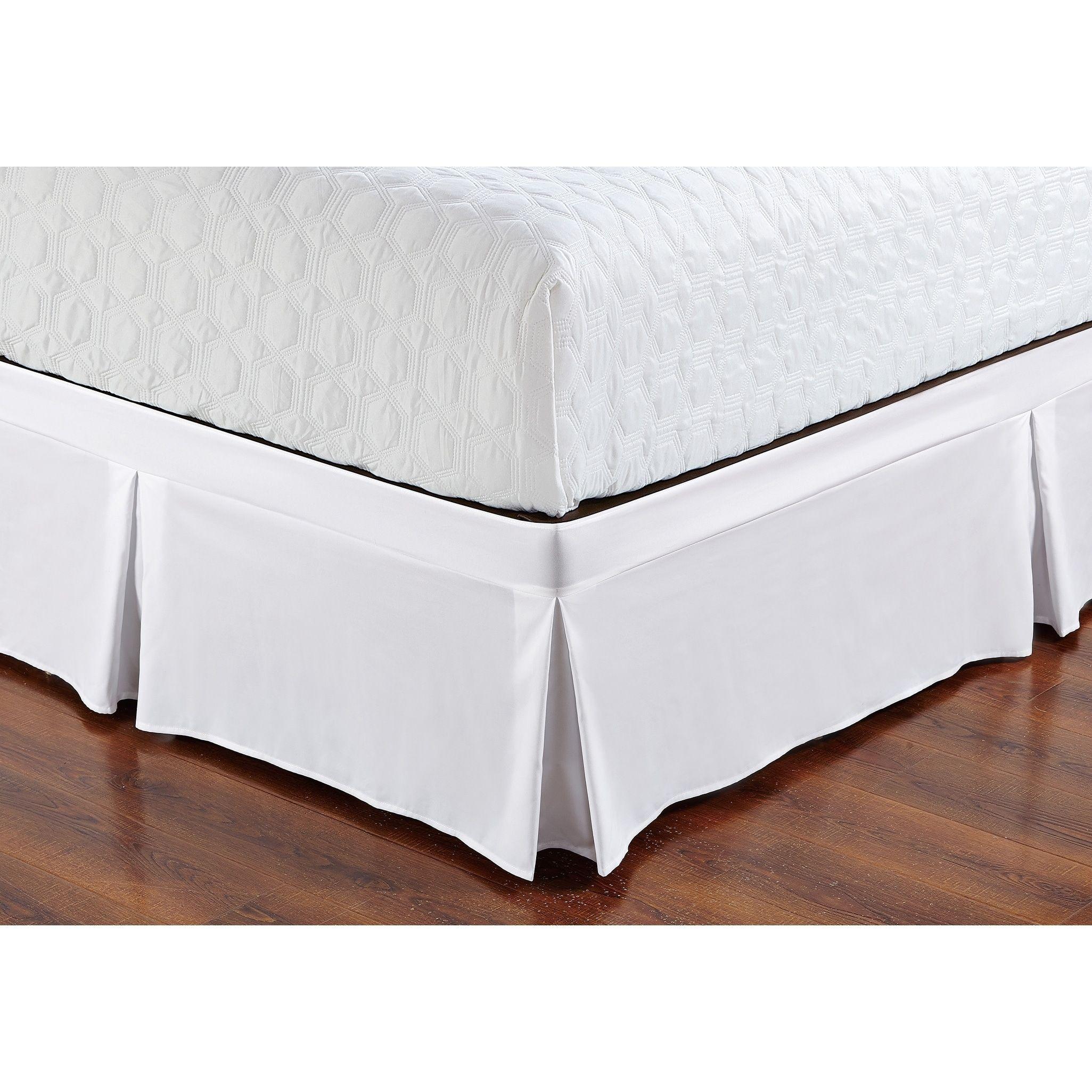 orient de moocci wrap around style tailored bed skirt 16 drop