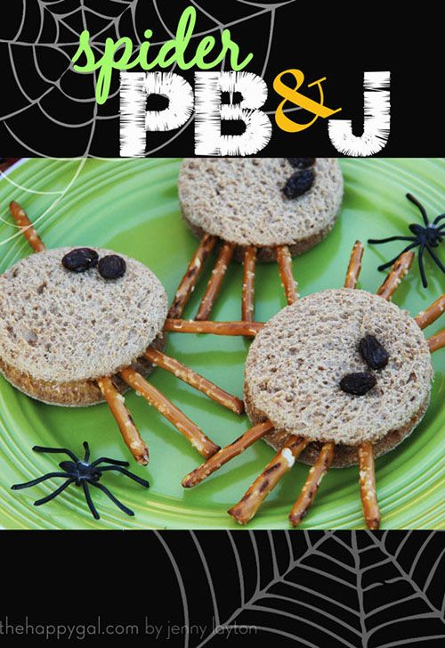 5 Healthy Halloween Treats That Are Scary Cute