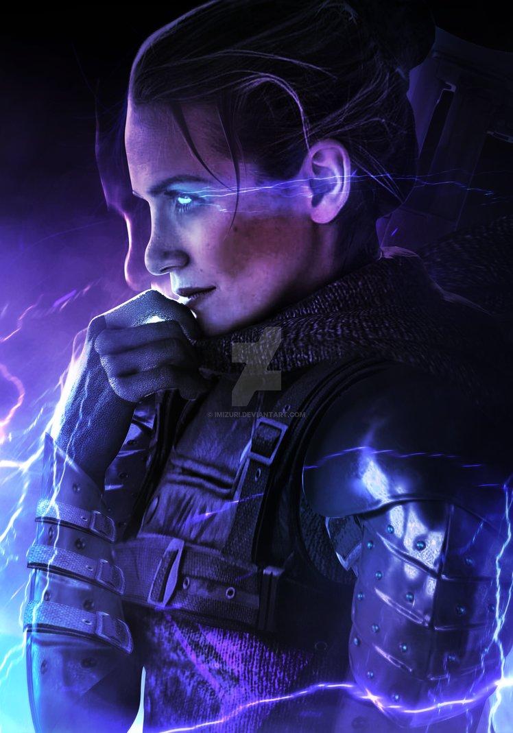 Apex Legends Wraith By Mizuriofficial On Deviantart Legend Apex Fan Art