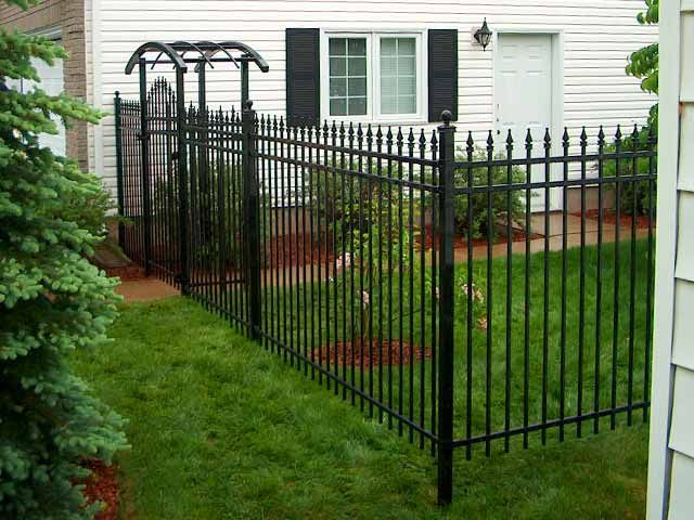 Wire Safety Fence Design   Tough Lasting And Impressive Iron Fencings Are Somewhat A Great