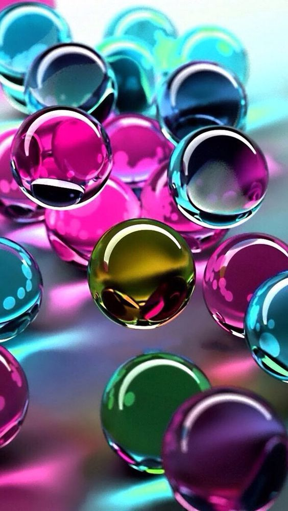 Pin By Ais Alham On See My True Colors Bubbles Wallpaper Abstract Wallpaper Stunning Wallpapers
