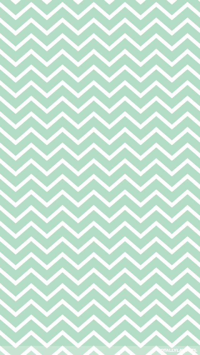 Mint Zig Zag White Stripes Png 640 1136 Aquarela Ideias Preenchimento