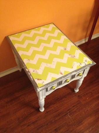 Houston: Solid Wood Table Rustic With A Modern Twist $65   Http://