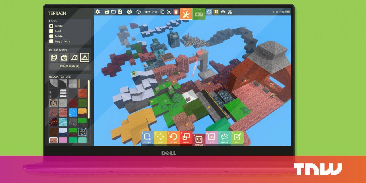 This free Google game lets you create 3D games without coding | Apps