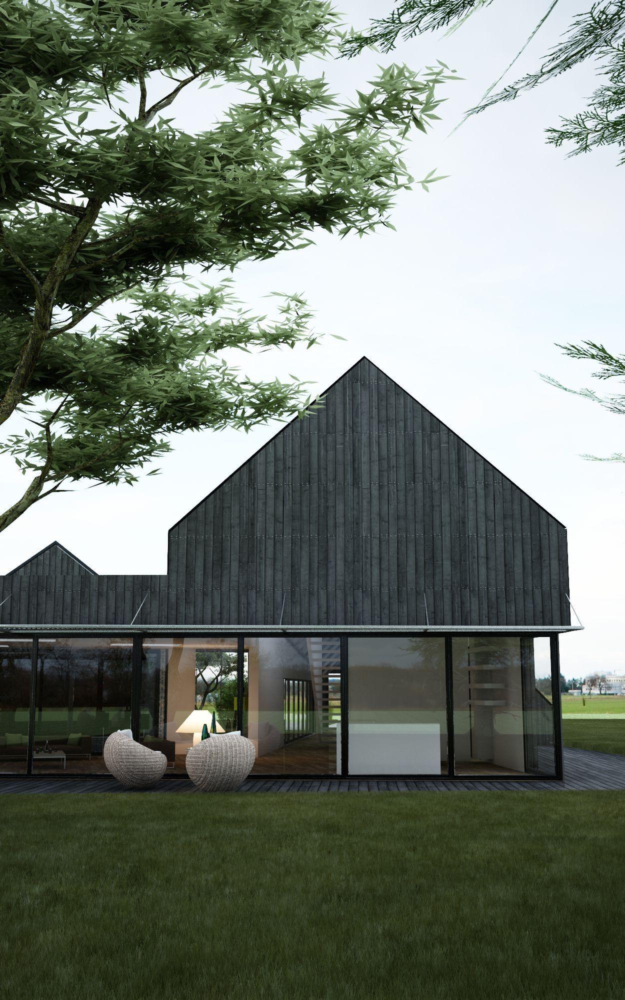 Projet de maison passive en baie de somme