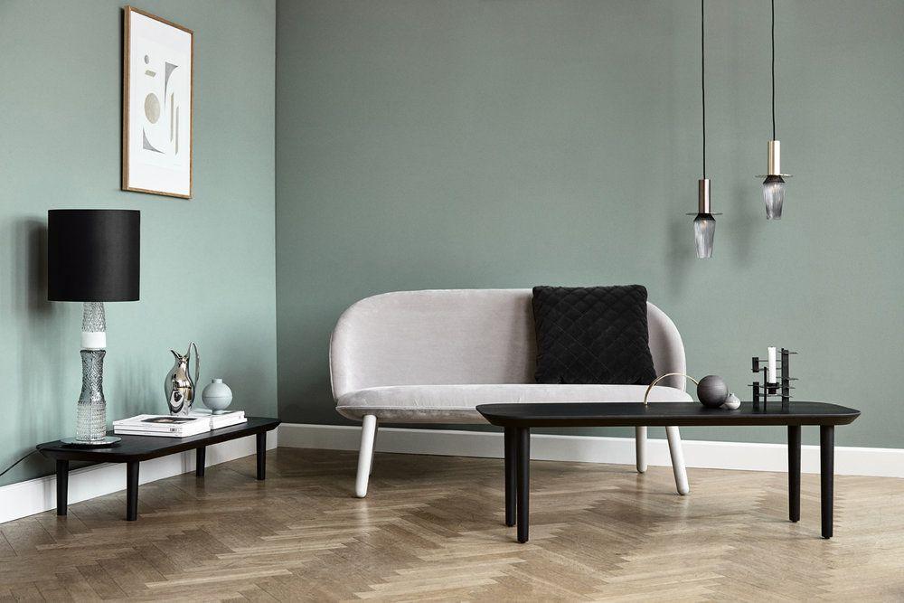 Lindebjerg design, sofabord, bolig, Normann sofa, design ...