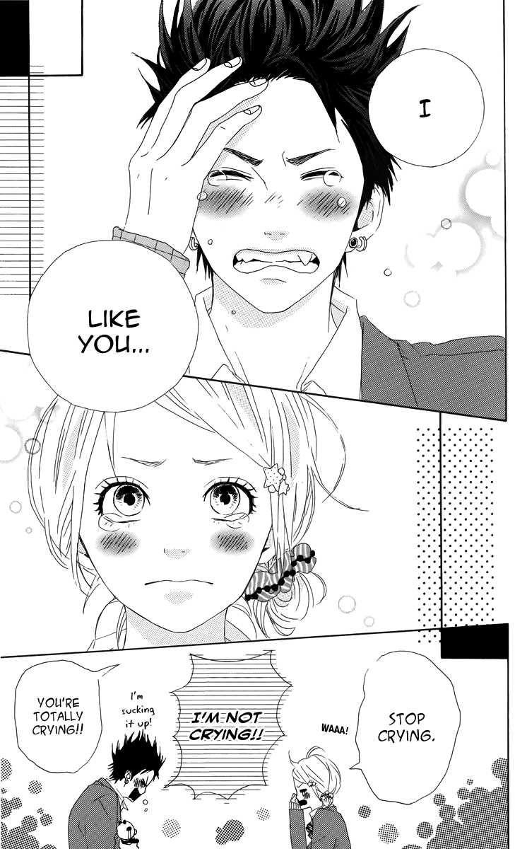 Manga Yume Miru Taiyou Genres Romance Shoujo Harem Drama Comedy Slice Of Life