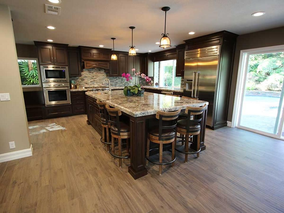51 Amazing Luxury Traditional Kitchens Remodels Design - Let's DIY Home #traditionalkitchen