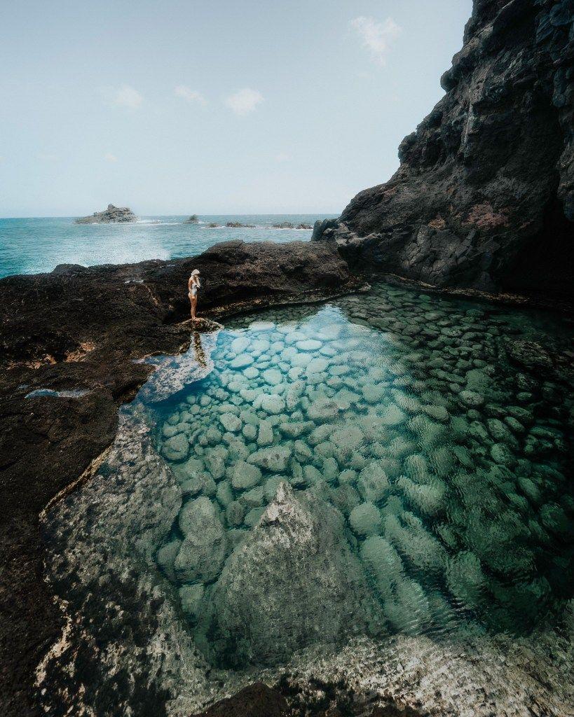 Maui Hawaii Tide Pools | Follow: @_ashlee.ann_