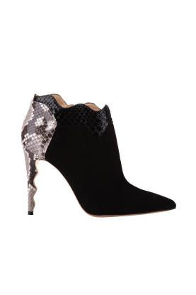 Fall and Winter Heels: Alexandre Birman Calico Bootie