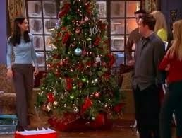 The Friends Christmas episode - Monica showing off her OCD ...