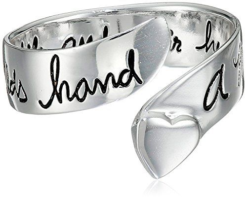 """Sterling Silver """"A Mother Holds Her Child's Hand For a Sh... https://www.amazon.ca/dp/B0079EQNKQ/ref=cm_sw_r_pi_dp_U_x_bY3GAbQ71R82N"""
