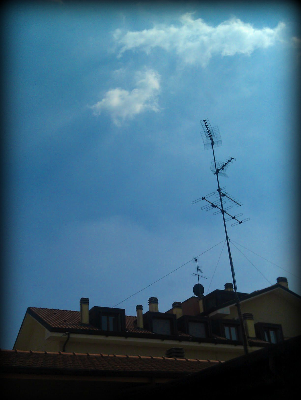 Photo a day - day 28:  the weather today #photoadaymay