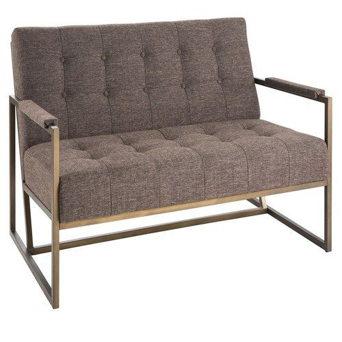 Waldorf Loveseat Brown American Home Furniture Store And New American Home Furniture Store
