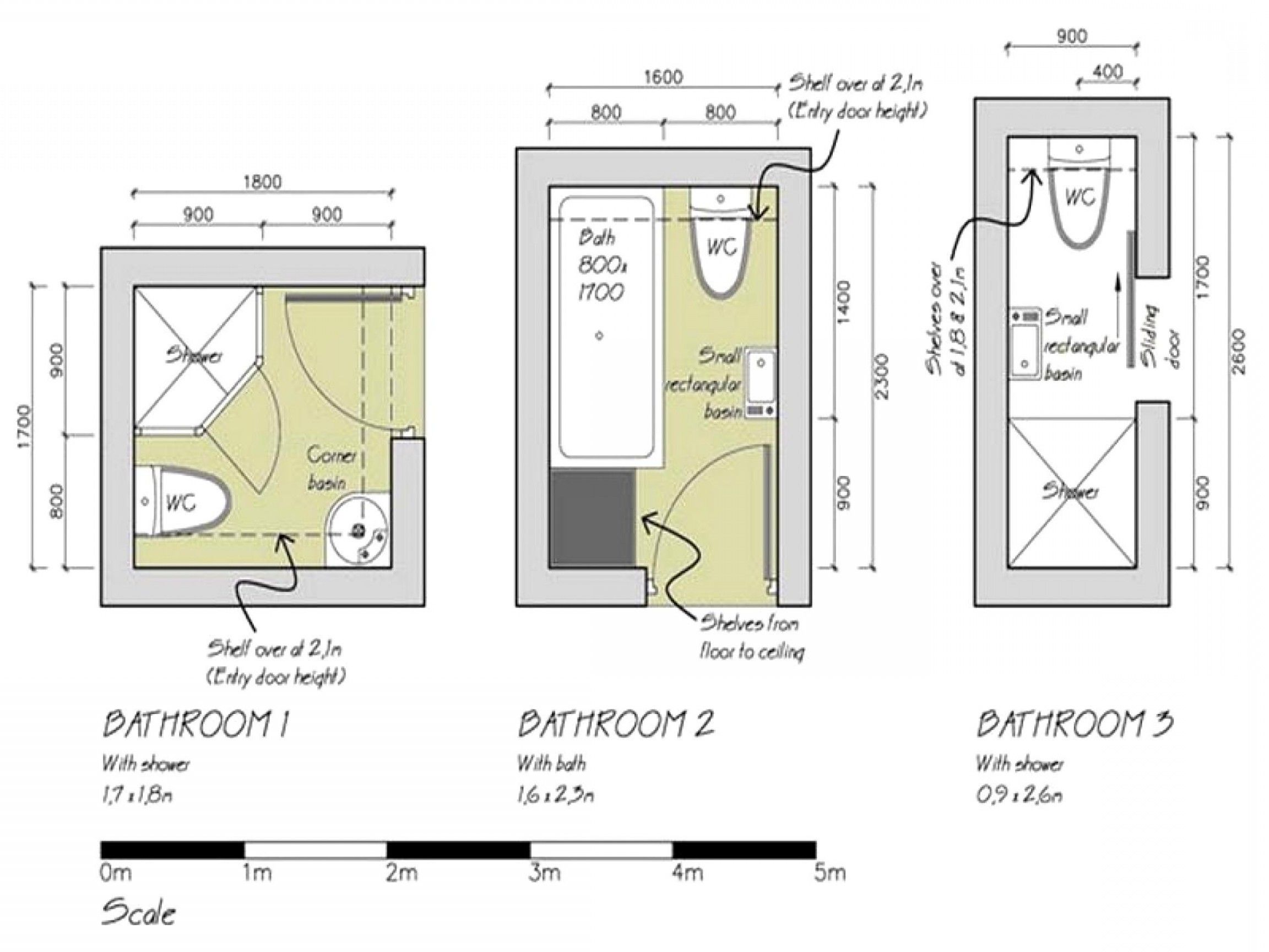 Best Information About Bathroom Size And Space Arrangement Engineering Discoveries In 2020 Small Bathroom Floor Plans Bathroom Dimensions Bathroom Layout Plans Small bathroom design plans