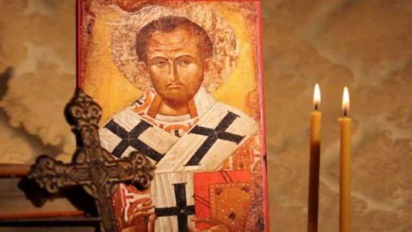 Αποτέλεσμα εικόνας για αγιοσ ιωαννησ χρυσοστομοσ