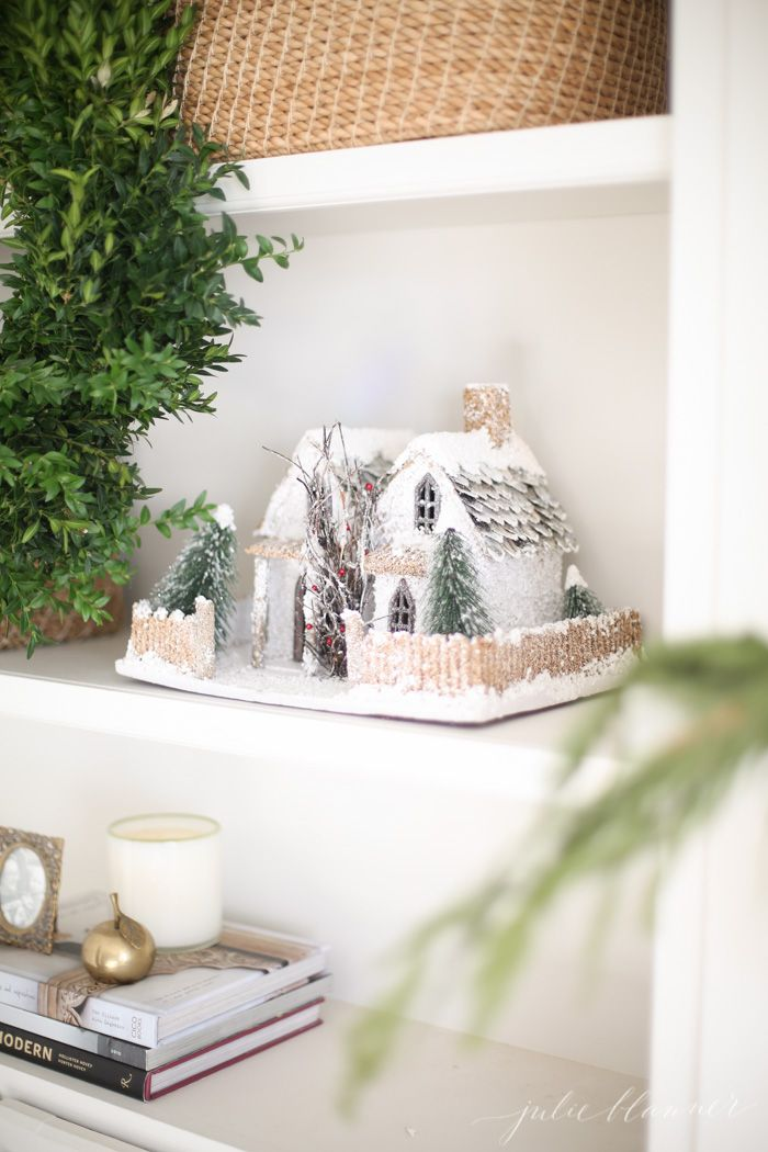 Ideas for effortless Christmas decorations Blogger Home Projects - simple christmas decorating ideas