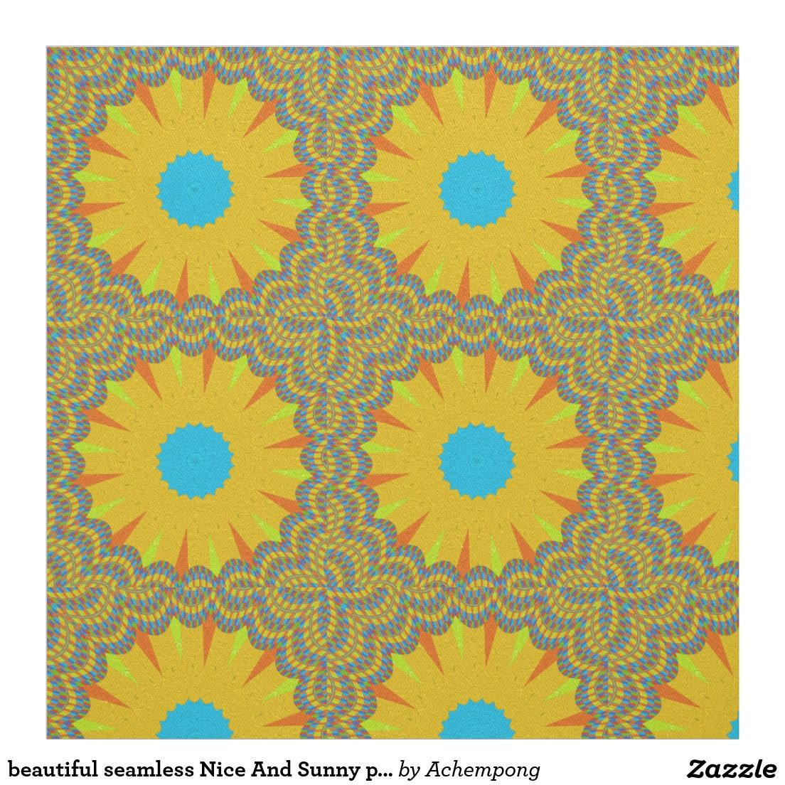 Create your own designs amp sell your design online shirts zazzle - Beautiful Seamless Nice And Sunny Pattern Design Hakuna Matata Amazing Beautiful Stuff Products Sold On Zazzle Achempong Online Store Fo